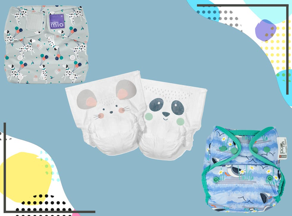 <p>Nearly 3 billion non-reusable nappies are thrown away in the UK every year </p>