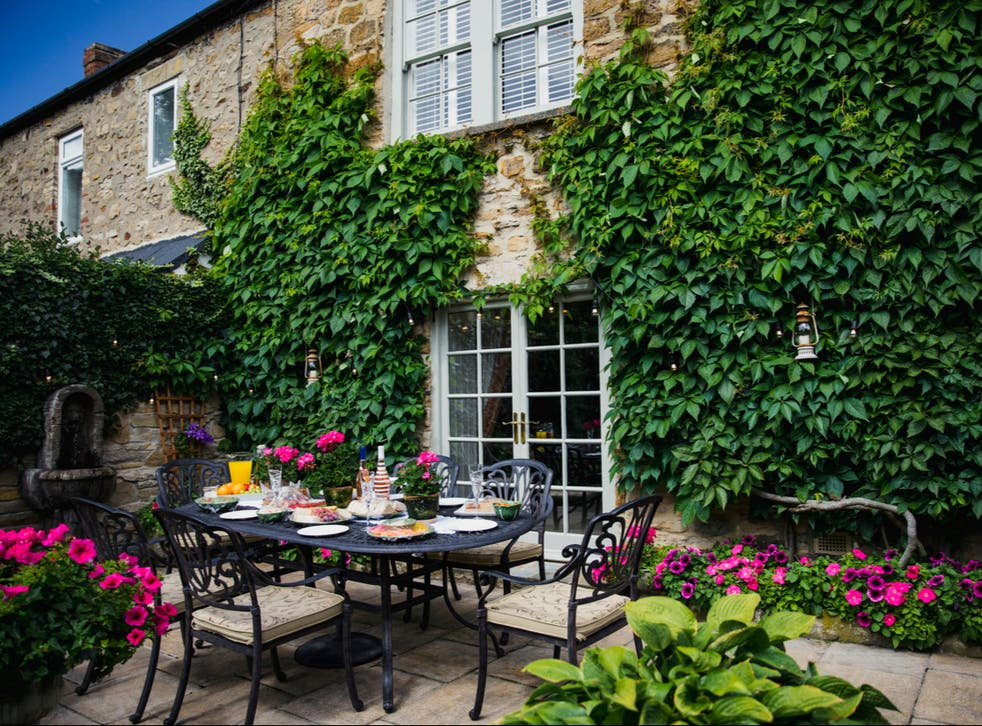 Booking a self-catering holiday might be possible this Easter
