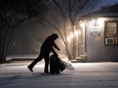 Histórica tormenta invernal deja a 2,5 millones de personas sin luz en Texas
