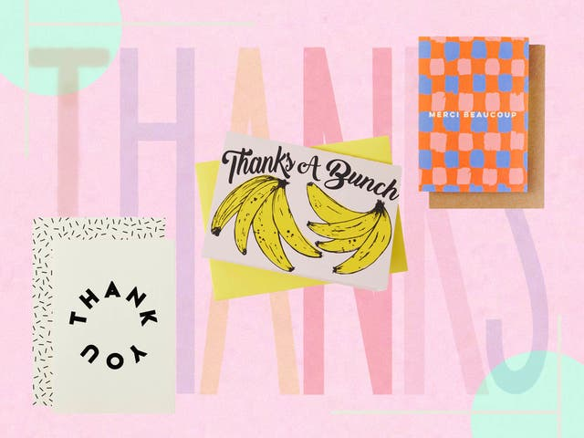 <p>Thank you cards improve the sender's wellbeing as well as making the recipient's day</p>