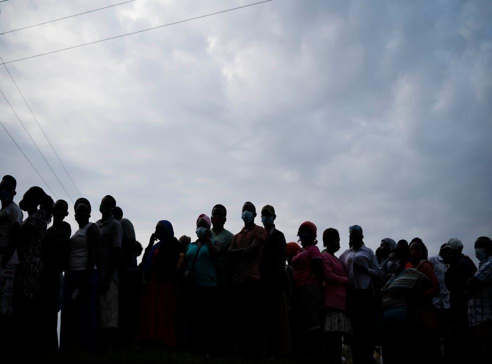 Uganda Kidnappings