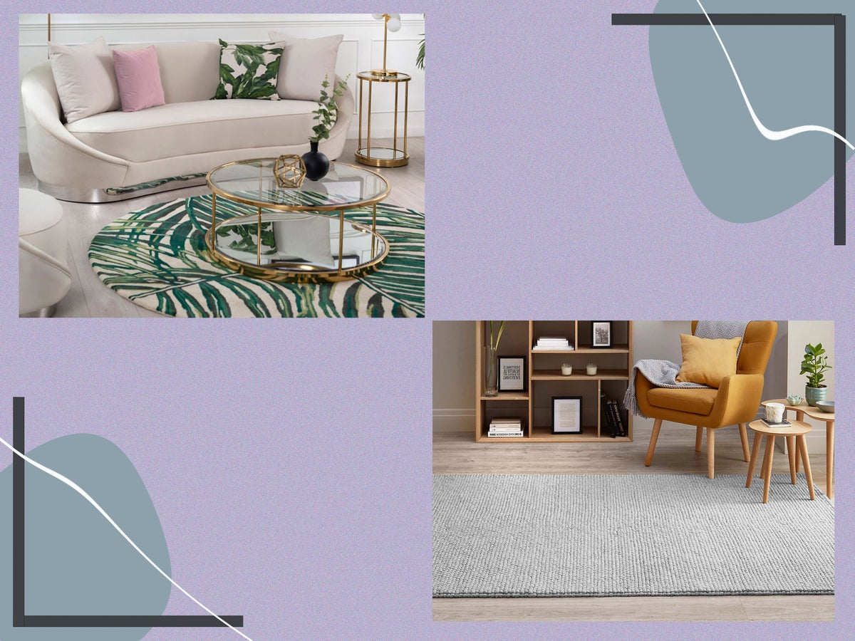 Best Wool Rugs Hand Tufted And Knotted, Best Rugs For Living Room Uk