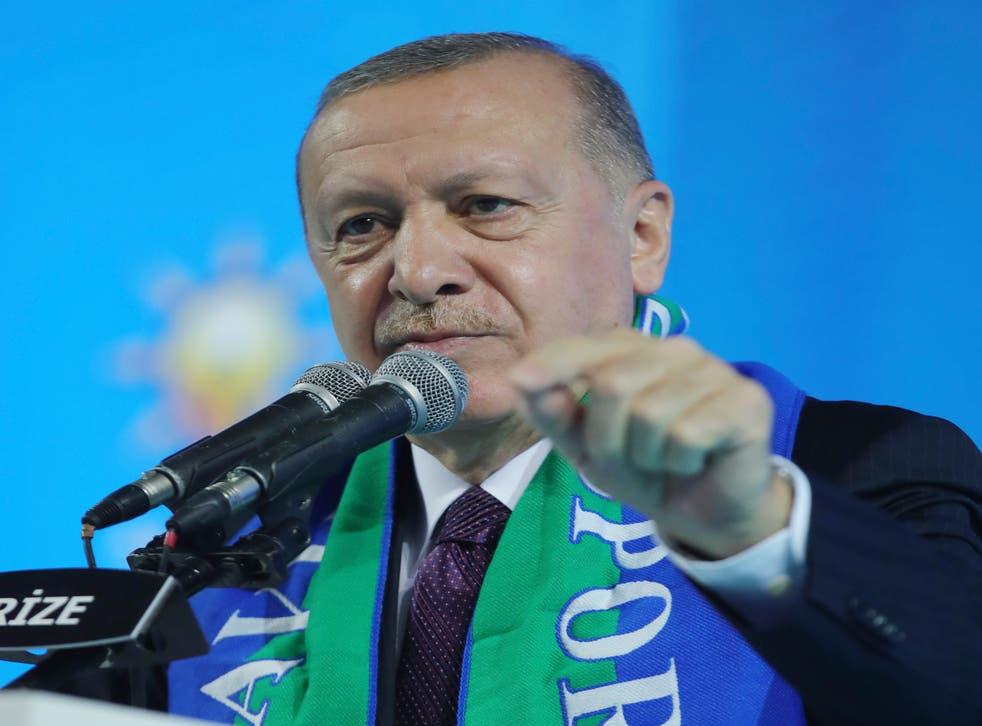 Turkey US Kurds