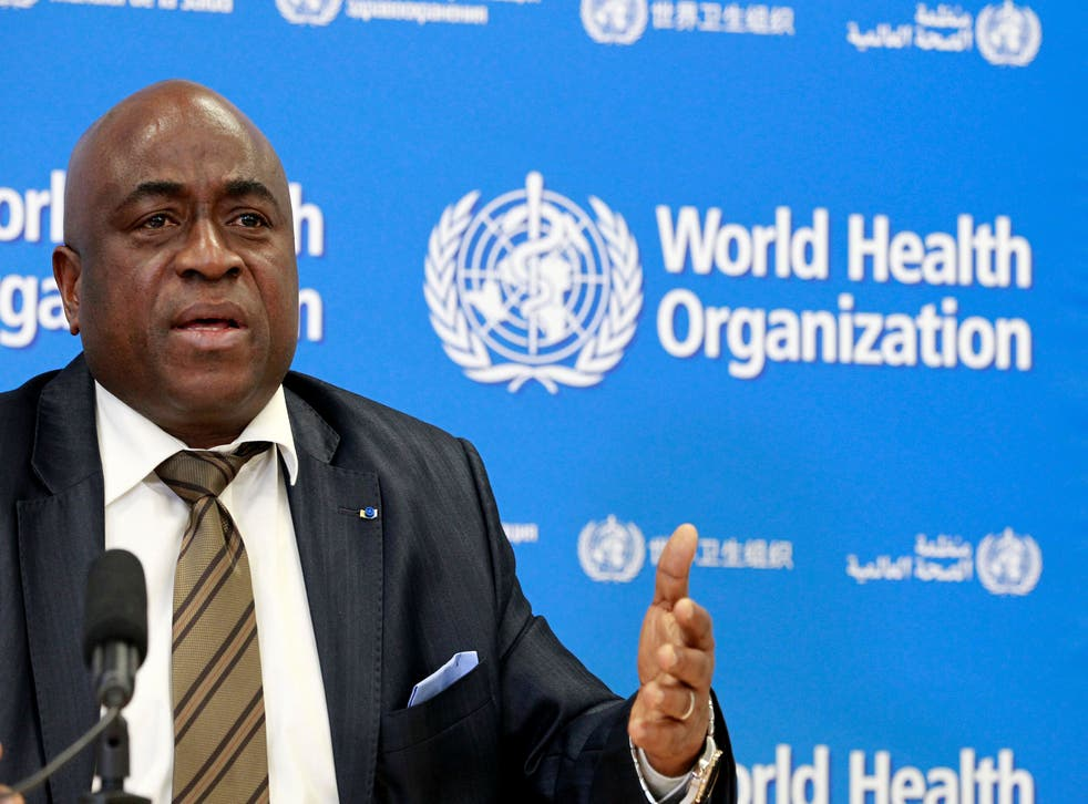 Guinea's Minister of Health Remy Lamah confirmed cases of the virus in the country