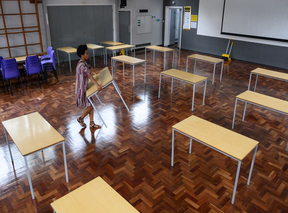 <p>Schools are facing a number of issues before they return next month</p>