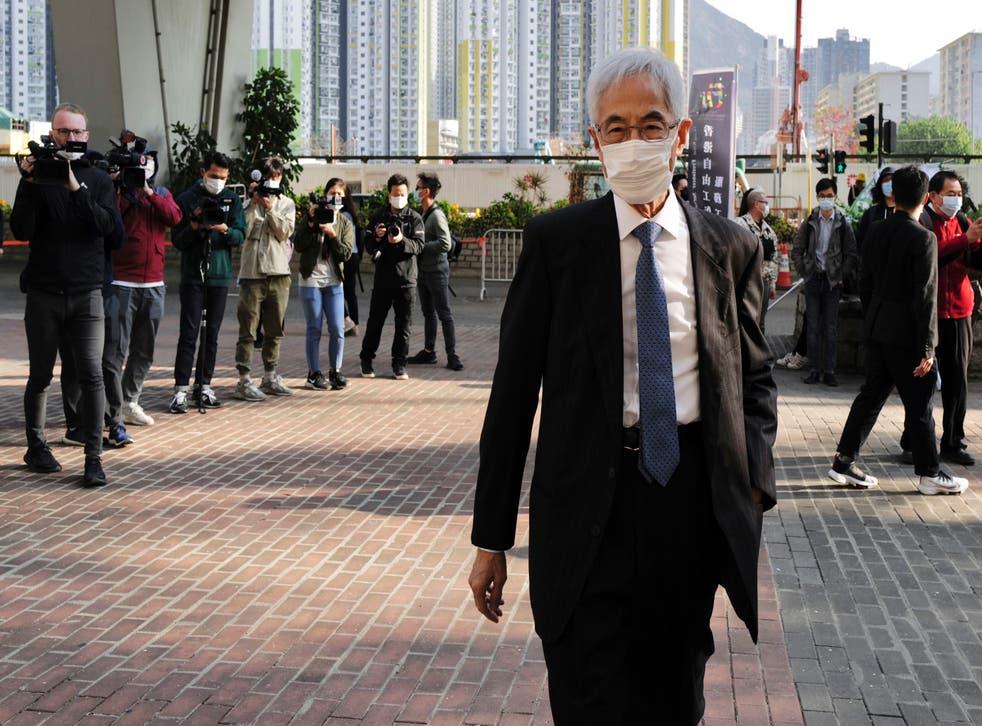 Hong Kong Protests Trial