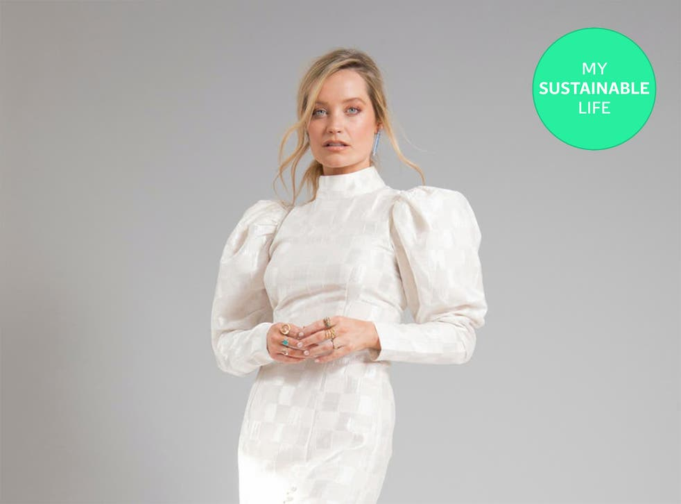 <p>Laura Whitmore: 'If I ruled the world, I would ban single-use plastic'</p>