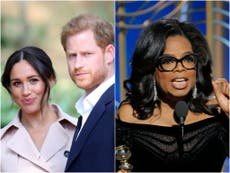 How to watch Oprah interview with Harry and Meghan and what time is it on?