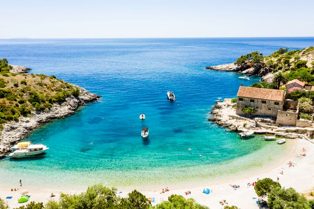 <p>It's time to start thinking about a beach getaway to somewhere like Croatia</p>