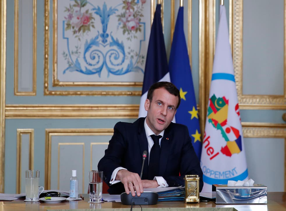 France West Africa Fighting Extremism
