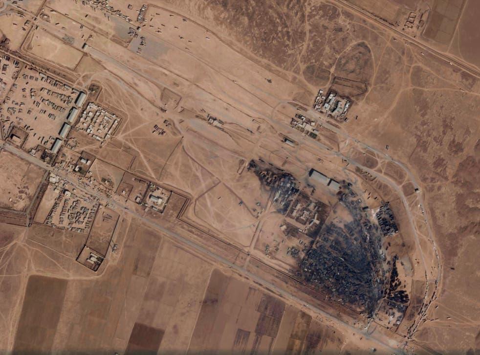 Afghanistan Iran Border Explosion