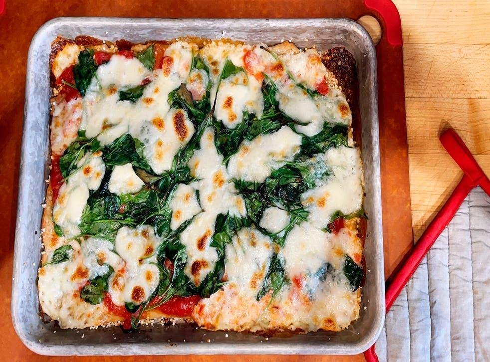Food-Sheet-Pan Pizza