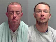 Drug smugglers jailed after trying to cross the North Sea on jet ski with £200,000 of cocaine