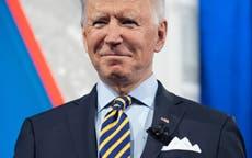 """Biden dice que está """"cansado"""" de hablar sobre Trump y que él es el único ex presidente con el que no ha platicado"""