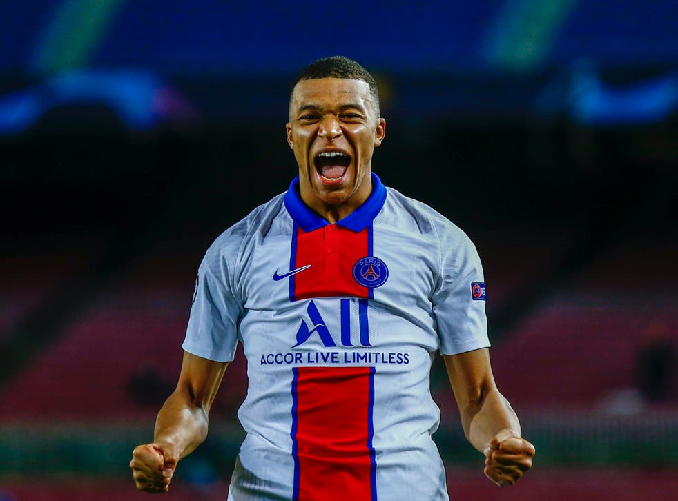 Kylian Mbappe S Magic Overshadows Something Even More Important For Psg The Independent