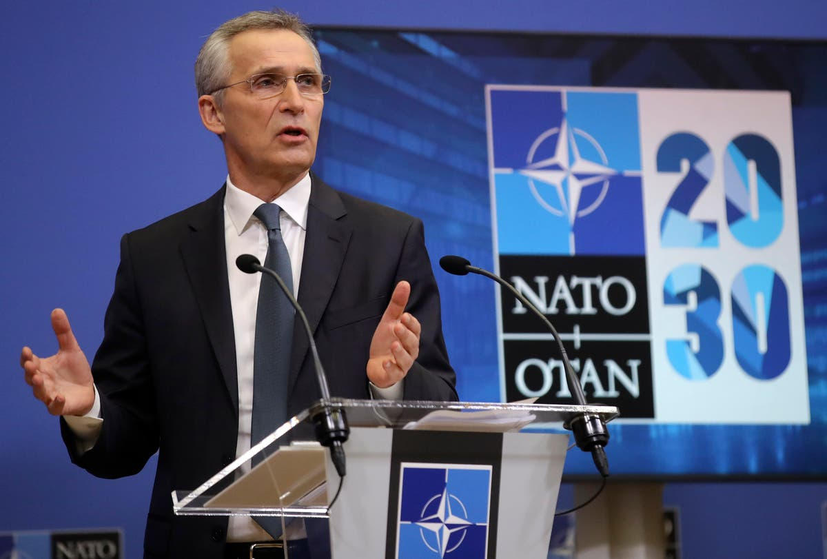 Image NATO chief urges joint spending as budget debate rolls on