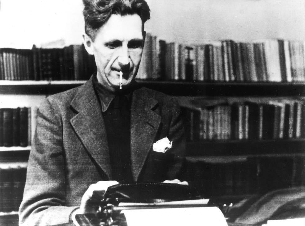 <p>Clarity of thought and language gave Orwell's writing its power</p>