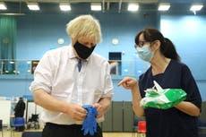 Bares y restaurantes probablemente estén entre los últimos en salir del encierro, dice Boris Johnson