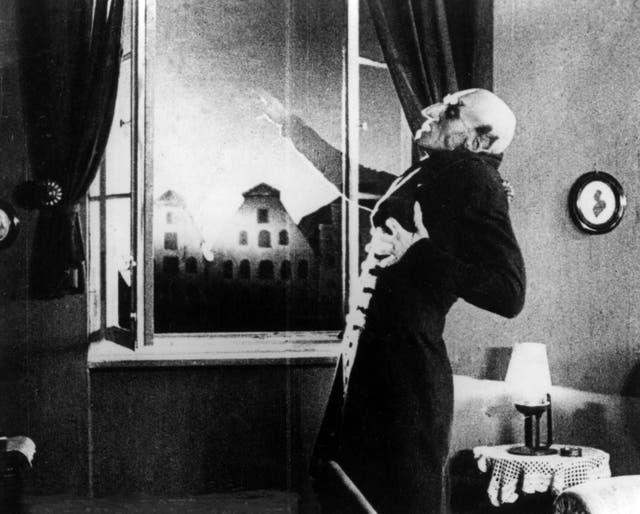 <p>Max Schreck's vampire in 'Nosferatu' still makes viewers shudder</p>
