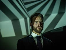 Devils review: The first episode of this finance drama serves up escalating levels of ridiculousness