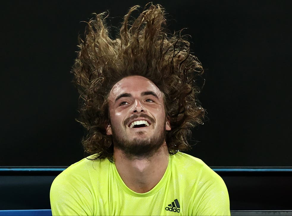 Stefanos Tsitsipas will face Daniil Medvedev in the semi-finals