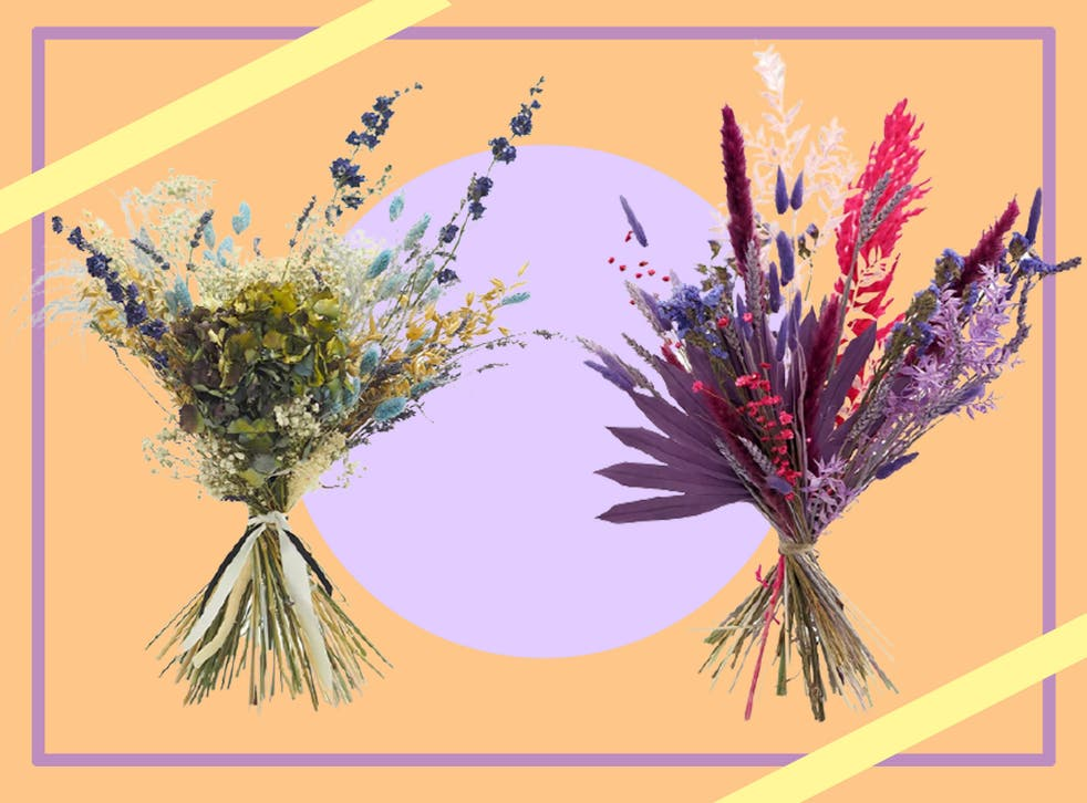 <p>These low-maintenance bunches can last for up to two years </p>