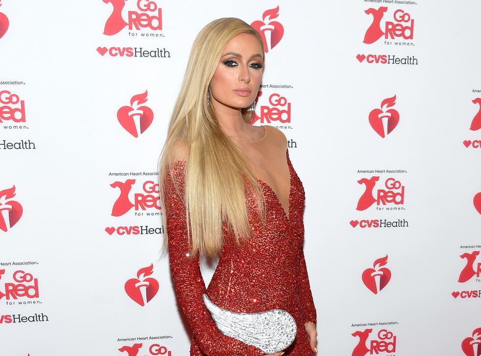 Paris Hilton is engaged