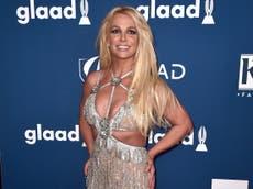 Los fans de Britney Spears buscan significado oculto en su publicación de un tablero de Scrabble en Instagram