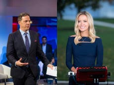 Kayleigh McEnany clashes with Jake Tapper after drawing outrage for Biden tweet
