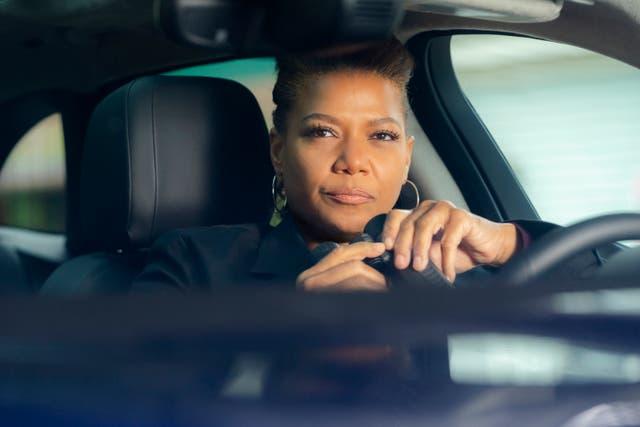 <p> Queen Latifah se está convirtiendo en una estrella de televisión para CBS.</p>