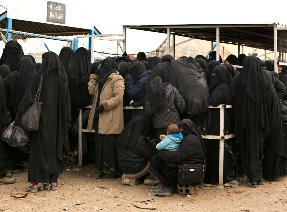 Syria Chaotic Camp