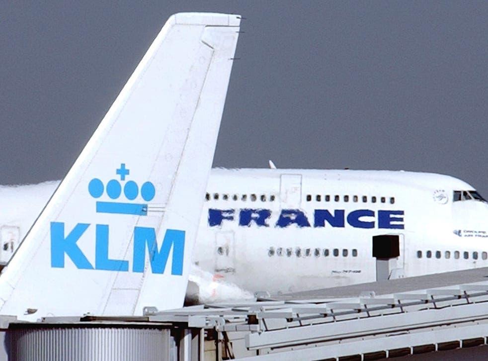 France Earns Air France KLM