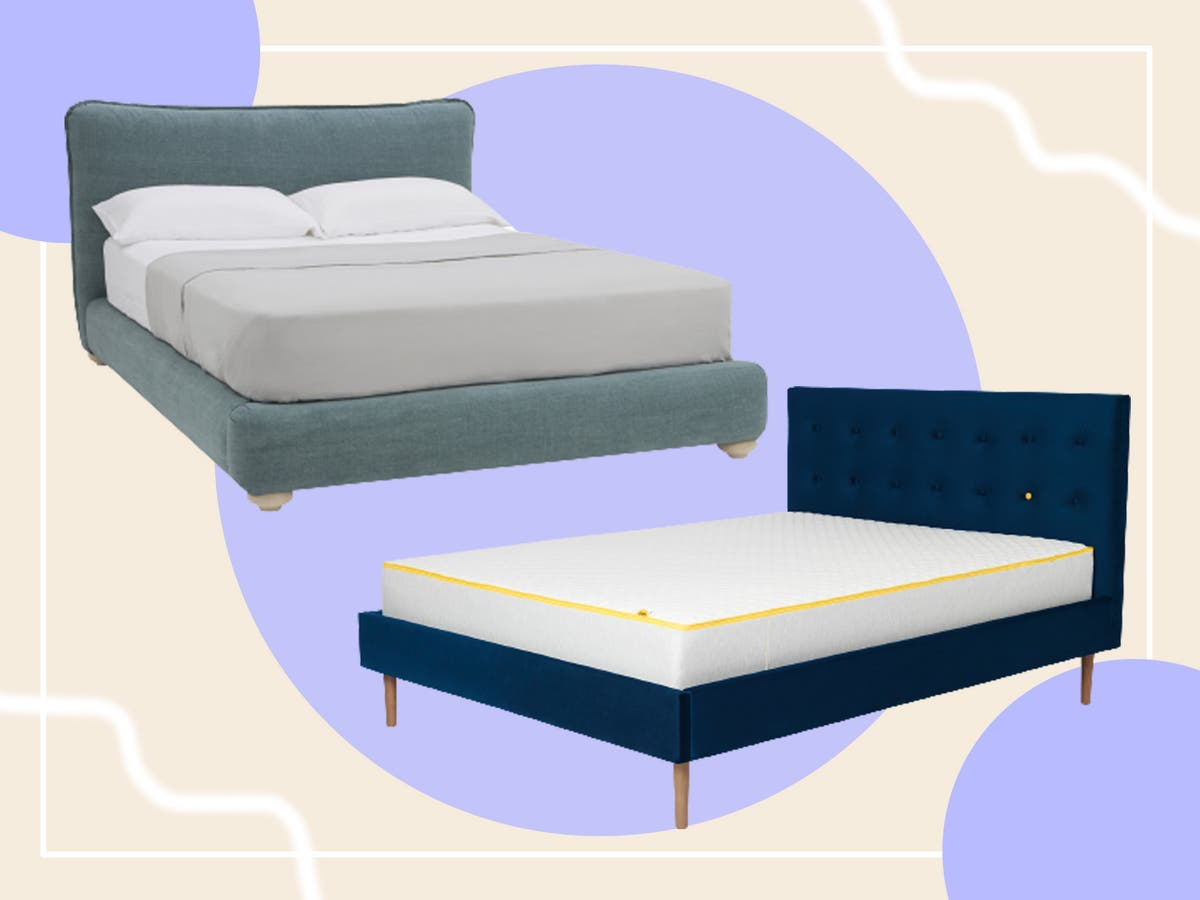 Best Double Bed 2021 From Wooden Frames To Upholstered The Independent