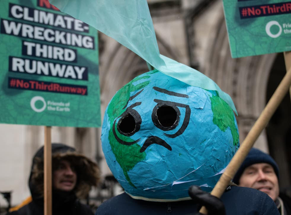 <p>Campaigners say the government failed to note new environmental commitments</p>