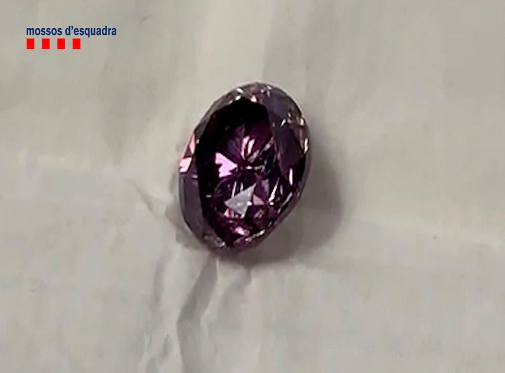 Spain Diamond Thieves