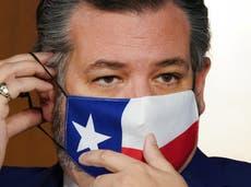 """Comparan a Ted Cruz con """"María Antonieta"""", piden su renuncia por viajar a Cancún en plena emergencia en Texas"""