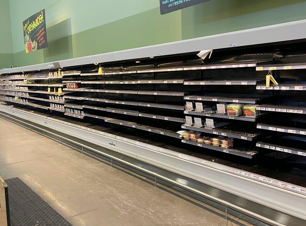 Winter Weather-Supply Chain