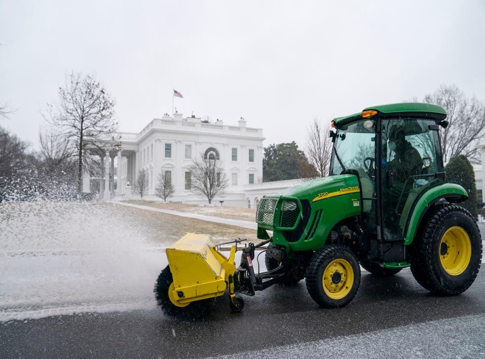 Biden Winter Weather