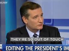 """Trevor Noah resurge video de Ted Cruz llamando a otros políticos """"fuera de contacto"""" en medio del escándalo de Cancún"""