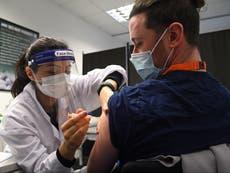 Primera dosis de la vacuna Pfizer contra COVID reduce las infecciones en un 75%, según un nuevo estudio