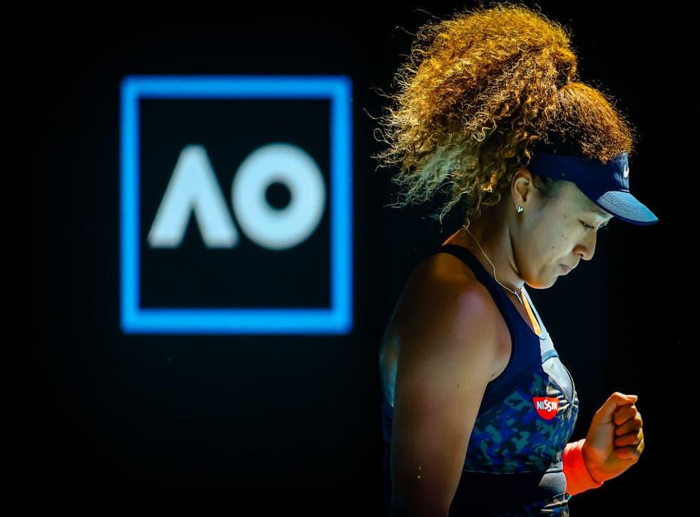 <p>Naomi Osaka is through to the final of the Australian Open</p>