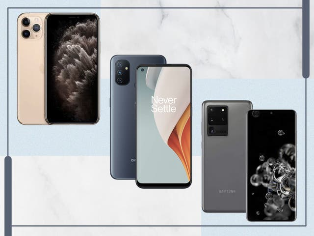 <p>A key decision when weighing up options is choosing the phone operating system</p>