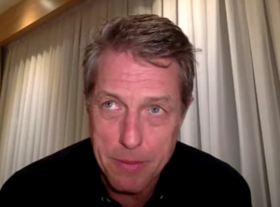 <p> Hugh Grant's middle name is Mungo and people love it so much</p>