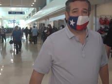 Críticas de Ted Cruz al legislador por las vacaciones de COVID resurgen tras la controversia de Cancún