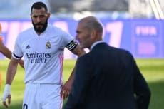 Champions League: Las duras bajas del Real Madrid para enfrentar al Atalanta