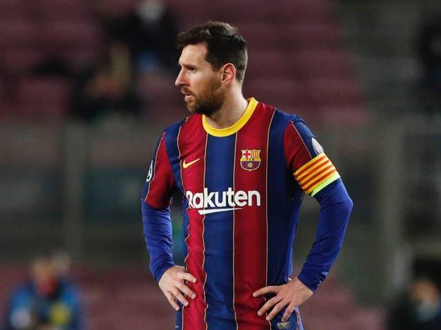 """<p><em>""""Visit Saudi""""</em> se encuentran actualmente en una campaña publicitaria y han estado buscando estrellas de alto perfil para respaldar su campaña, con Messi como el objetivo principal  </p>"""