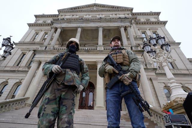 State Capitols Guns