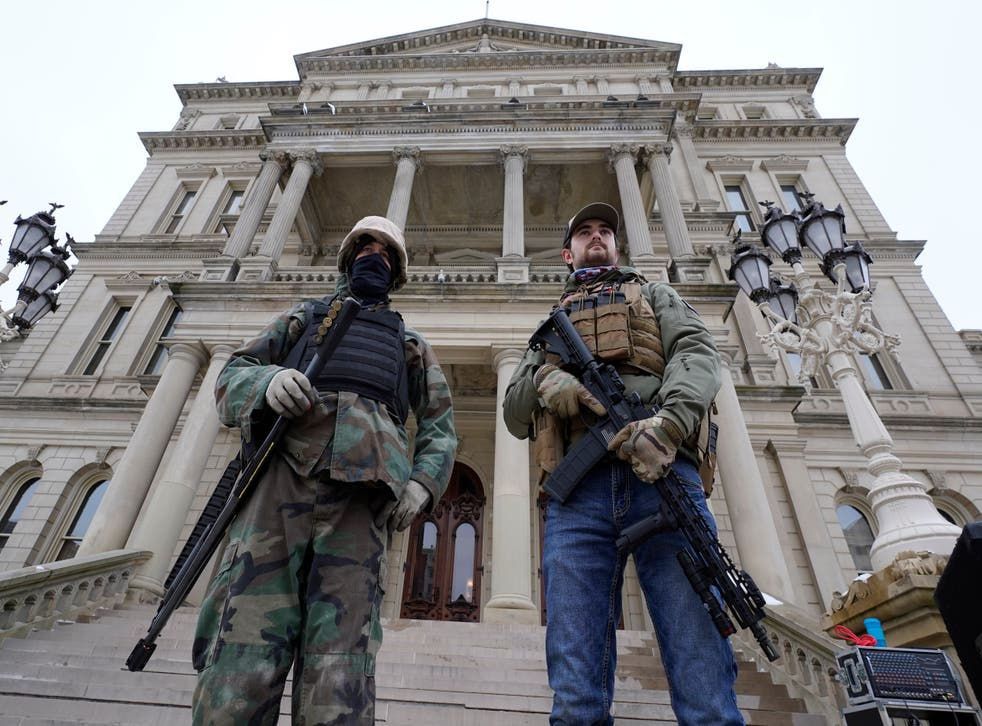 <p>The US Capitol was the site of a riot by Trump supporters who believed the 2020 election was stolen </p>