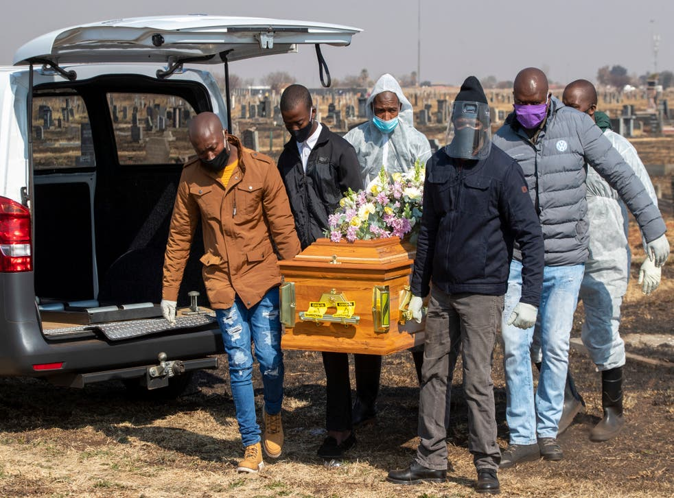 <p>Deaths rose 40 per cent across the continent in the past month</p>
