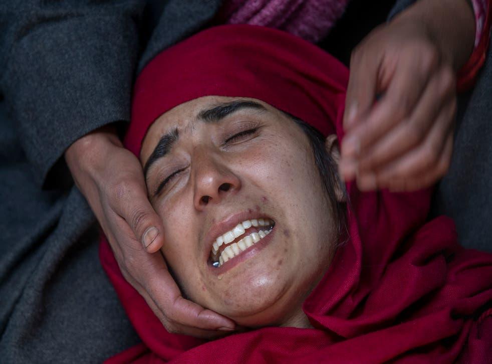 APTOPIX India Kashmir Violence